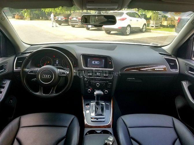 Bán Audi Q5 sx 2016, màu trắng, tên cá nhân