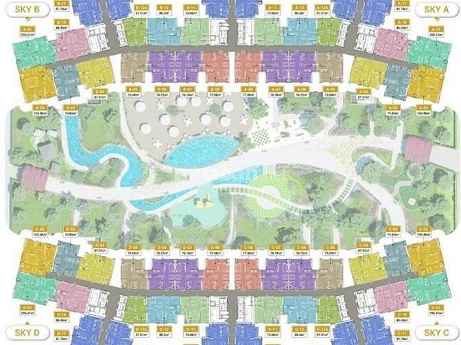 Imperia Sky Garden kí HĐMB 10%, HTLS 0%/12tháng + tặng 88tr+ CK 5%