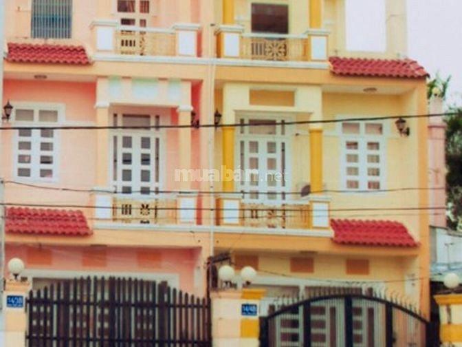 Bán block nhà 4 căn 3 lầu, đường Bình Phú, Tam Phú, Thủ Đức