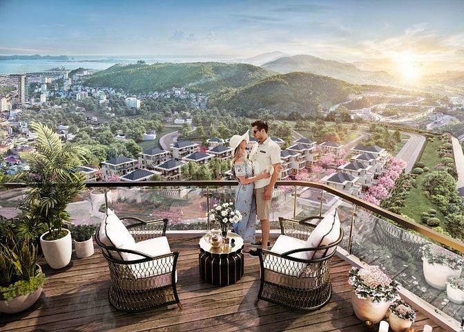 Ra mắt căn hộ nghỉ dưỡng sở hữu lâu dài duy nhất tại Hạ Long