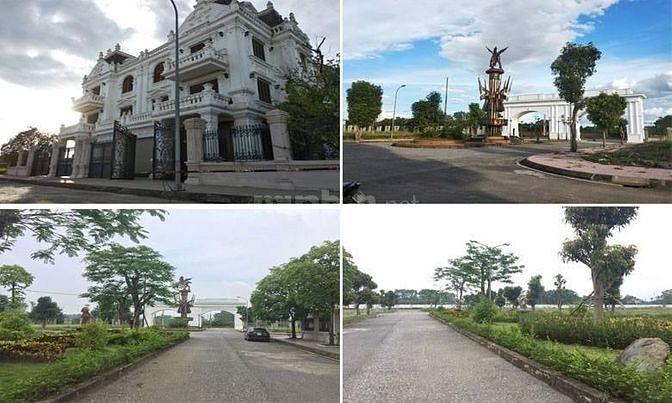 Bán đất nền khu công nghệ cao Hòa Lạc-Đối diện sân golf Đồng Mô