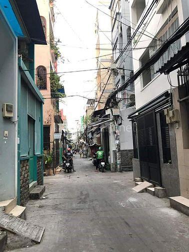 Bán nhà hẻm 5m Nguyễn Đình Chiểu Quận 3, 40m2