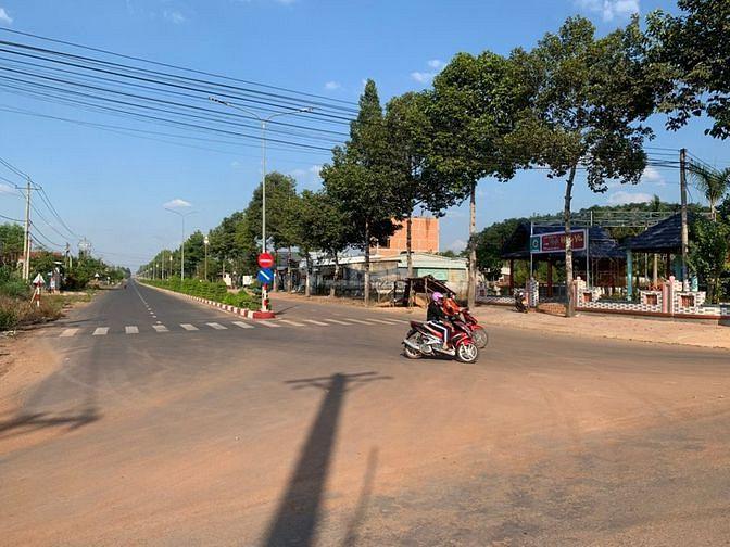 Bán đất thổ cư nằm MT đường Trung Tâm Hành Chính Huyện rộng 30m