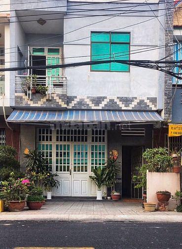 Bán gấp nhà mặt tiền 119m2 gần chợ Bình Khánh và cầu Quay