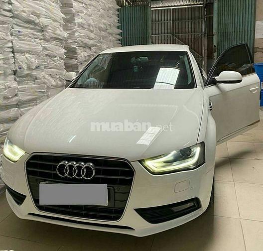 Bán xe Audi A4 màu trắng chính chủ nữ sử dụng còn rất mới