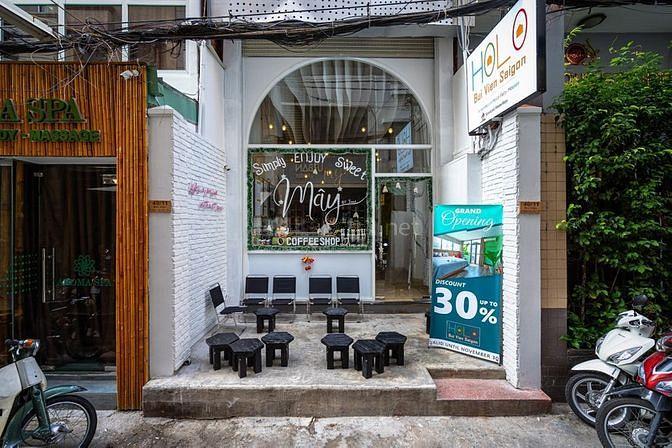 Sang quán coffee shop ngay phố Tây đã có doanh thu
