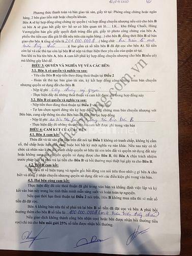 Đất Đống Chuối 12,9 triêu/m thỏa thuận thêm, lô duy nhất vừa nhận giá