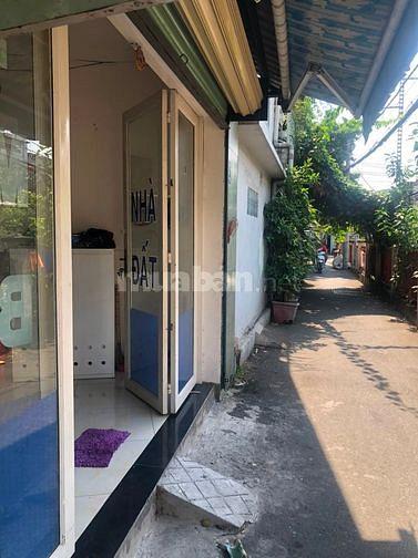 Cho thuê nhà mặt tiền đường Mai Văn Ngọc, Phú Nhuận