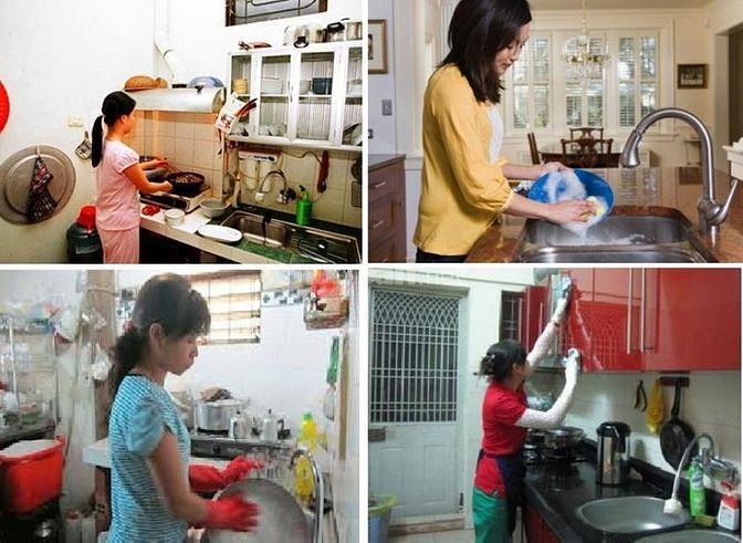 Tôi Cần Tìm 1 Người Giúp Việc Nhà,1 Người Giữ Trẻ,1 Chăm Bà Làm Ăn Ở