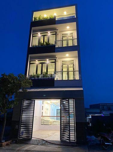 Bán nhà khu dân cư Đào Sư Tích, Phước Kiển, Nhà Bè, 5x17m, 2 lầu