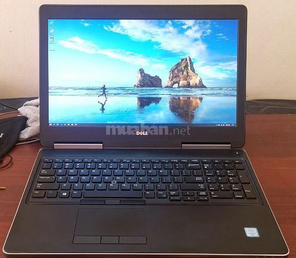 Bán laptop Dell 7510 Workstation cực bền, zin đẹp