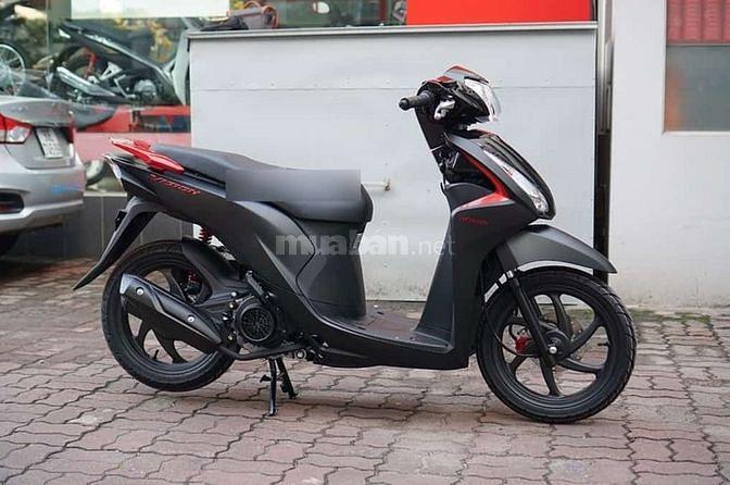Bán xe Honda VISION 110cc đen nhám còn mới