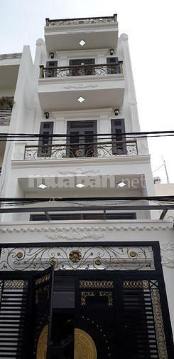 Chính chủ bán nhà mặt tiền đường 7m, sau chợ Đầu Mối Nông Sản Hóc Môn