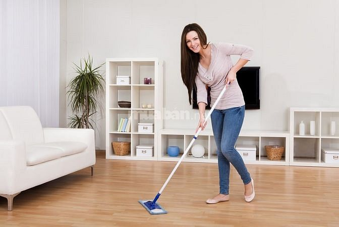 -Tuyển nữ giúp việc nhà hiền, thật thà bao ăn ở lương 9tr-