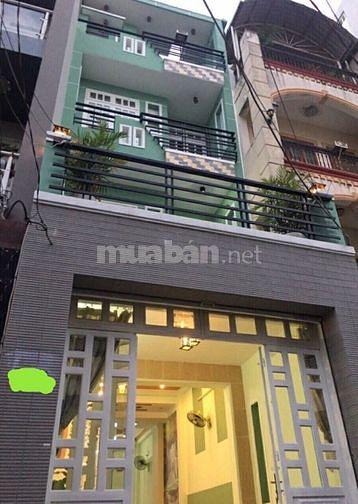 Cho thuê nhà 2 lầu giá 15tr hẻm LỚN đường Ba Vân, P. 14, Q. Tân Bình