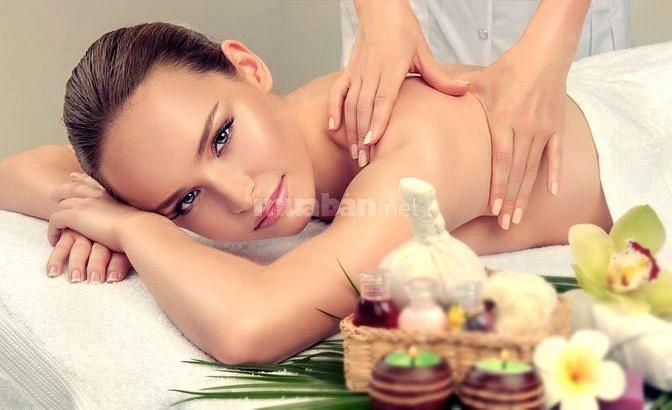 Massage body thái, thư giãn. Linh San tươi trẻ, xinh đẹp