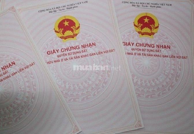 Bán đất 4x20m khu C dự án An Phú An Khánh, quận 2