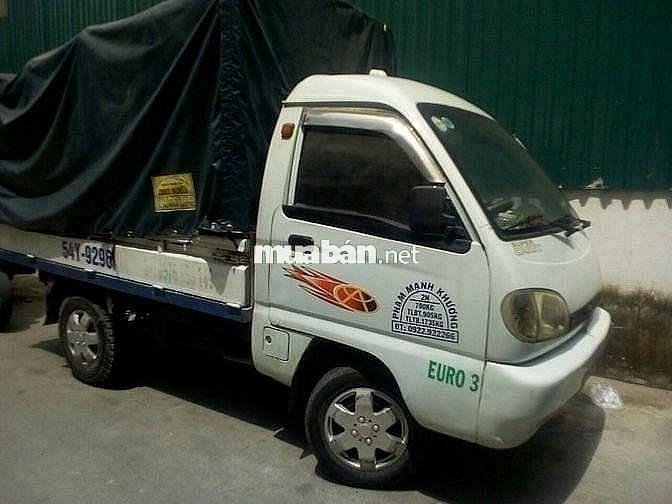 Bán xe vinasuki 750kg đời 2009