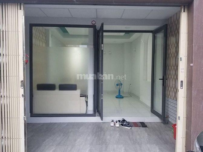 Nhà 1 trệt 1 lửng 1 lầu có sân thượng đường Quang Trung, P.8, Q.GV