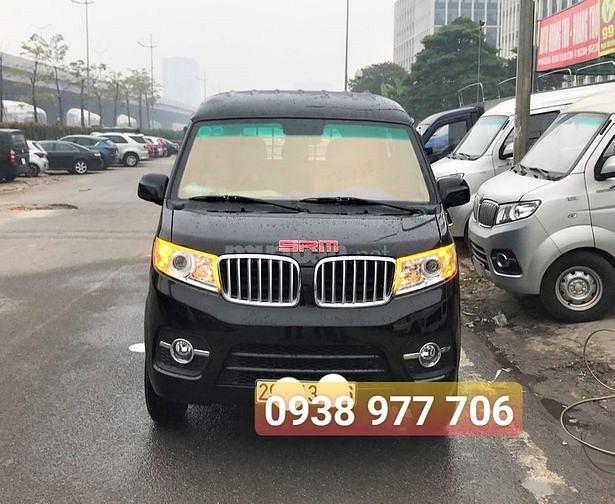 Xe Tải Van Dongben X30 New 2021 Đen Bóng Loán