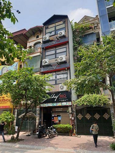 Chính chủ cho thuê mặt phố Trúc Khê Nguyên Hồng kinh doanh nhà hàng