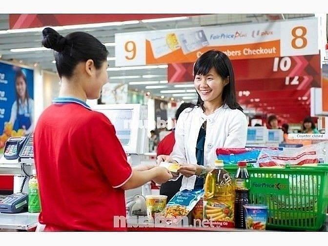 Siêu thị mini cần tuyển gấp 2 nhân viên bán hàng cố định tại siêu thị