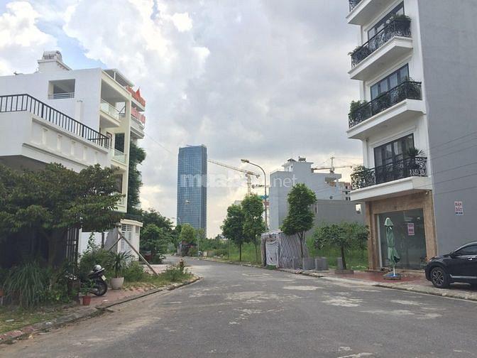 Bán 100m2 đất lô góc dân sinh sau quận uỷ Hồng Bàng , Hải Phòng giá ch