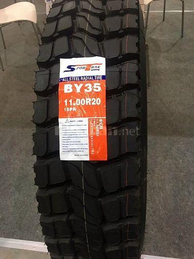 Lốp xe tải-xe conterner thương hiệu Sportrak