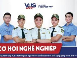 Công ty CP Quốc tế Anh Văn Hội Việt Mỹ tuyển nhân viên Bảo Vệ