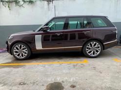 Bán xe Range Rover Vogue 2020 Mới Dòng SUV Siêu Sang Của Land Rover
