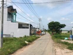 Bán đất gần ngã tư Tân Quy, xã Tân Thạnh Đông, Củ Chi, 172m2, giá 1ty7