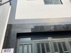 Bán nhà hẻm Lý Chiêu Hoàng, Quận 6, 36m2, giá 5,5 tỷ