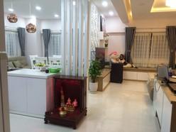 Bán căn hộ tầng trệt, đường Huỳnh Tấn Phát, DT 143m2, tiện kinh doanh