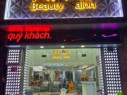 Sang gấp tiệm tóc Nam Nữ Mi Mi, nội thất cao cấp, giá rẻ