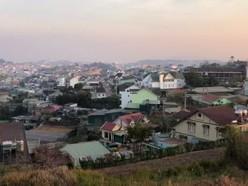 Đất thổ cư view đỉnh đồi gần trung tâm TP. Đà Lạt
