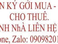 Cho thuê chung cư Phúc Thịnh, 341 Cao Đạt, Quận 5. 3 phòng ngủ, 14tr