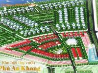 Đất nền biệt thự TP Tân An 2 tỷ/200m2, sổ hồng sang tên ngay.